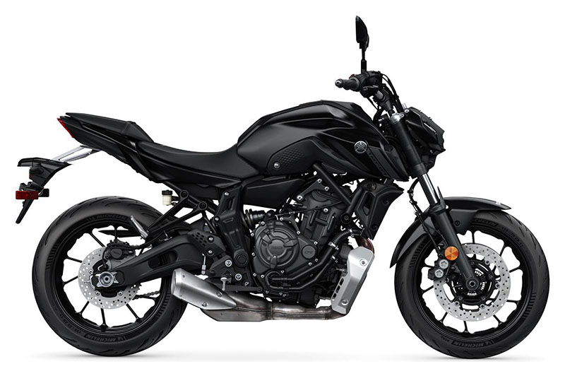 2021 Yamaha MT-07 in Eureka, California - Photo 1