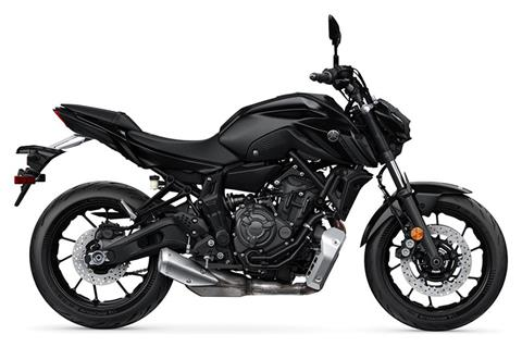 2021 Yamaha MT-07 in Danbury, Connecticut