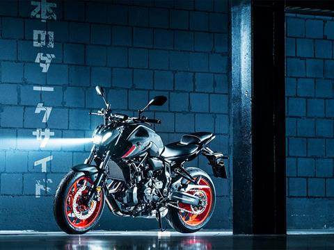 2021 Yamaha MT-07 in Berkeley, California - Photo 5