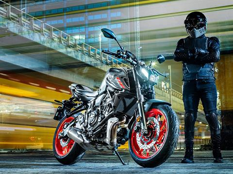 2021 Yamaha MT-07 in San Marcos, California - Photo 7