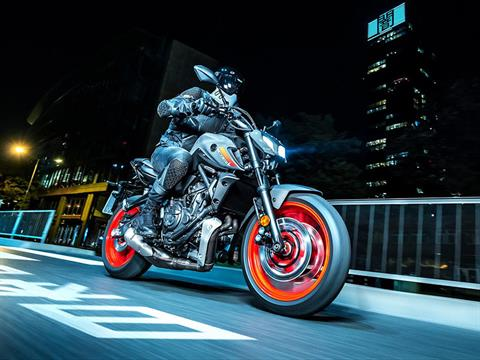 2021 Yamaha MT-07 in Brooklyn, New York - Photo 10