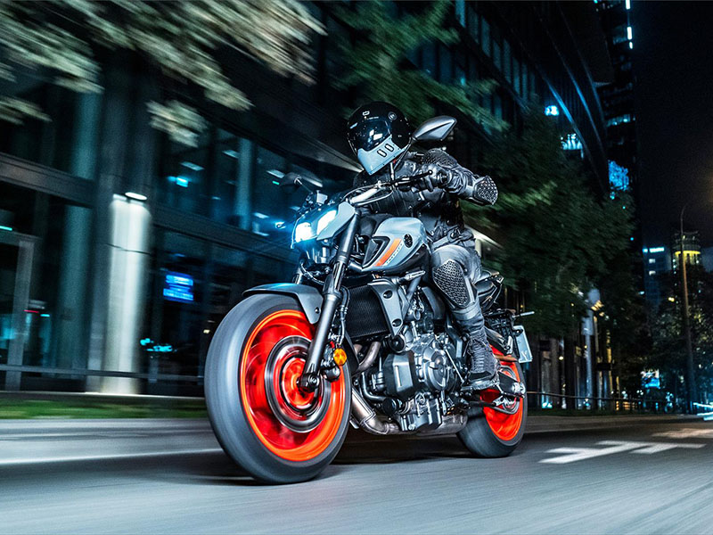 2021 Yamaha MT-07 in San Marcos, California - Photo 11