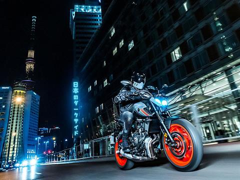 2021 Yamaha MT-07 in Brooklyn, New York - Photo 12