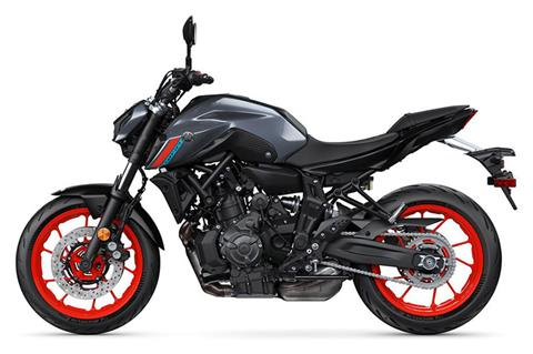 2021 Yamaha MT-07 in San Marcos, California - Photo 2