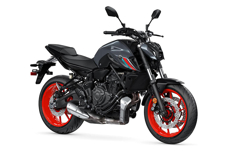 2021 Yamaha MT-07 in San Marcos, California - Photo 3