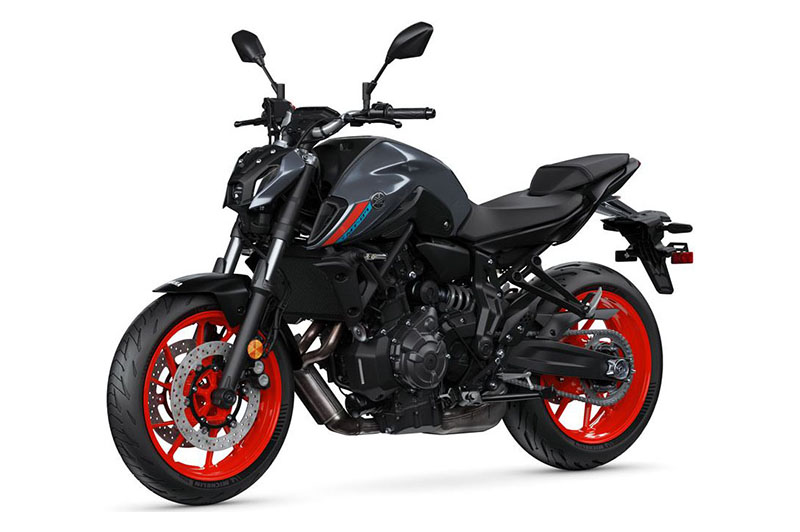 2021 Yamaha MT-07 in Zephyrhills, Florida - Photo 4