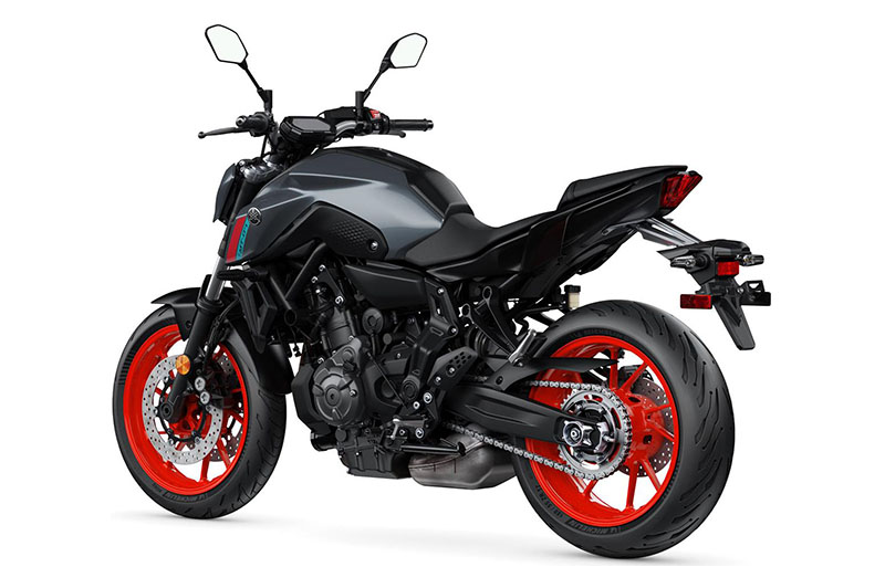 2021 Yamaha MT-07 in Zephyrhills, Florida - Photo 6