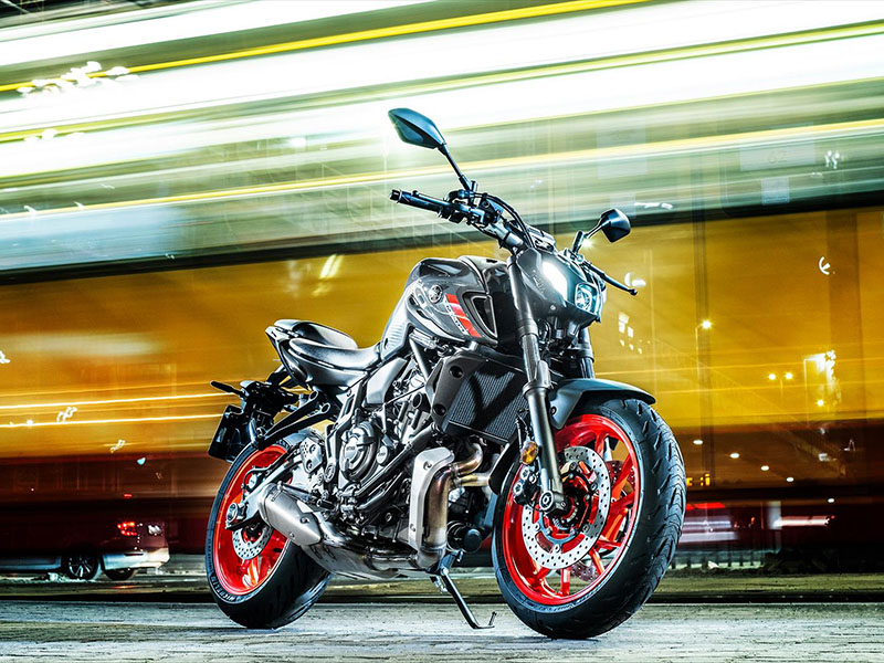 2021 Yamaha MT-07 in Berkeley, California - Photo 6