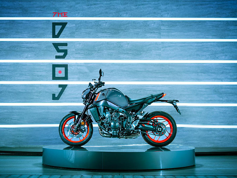 2021 Yamaha MT-09 in Johnson City, Tennessee - Photo 8