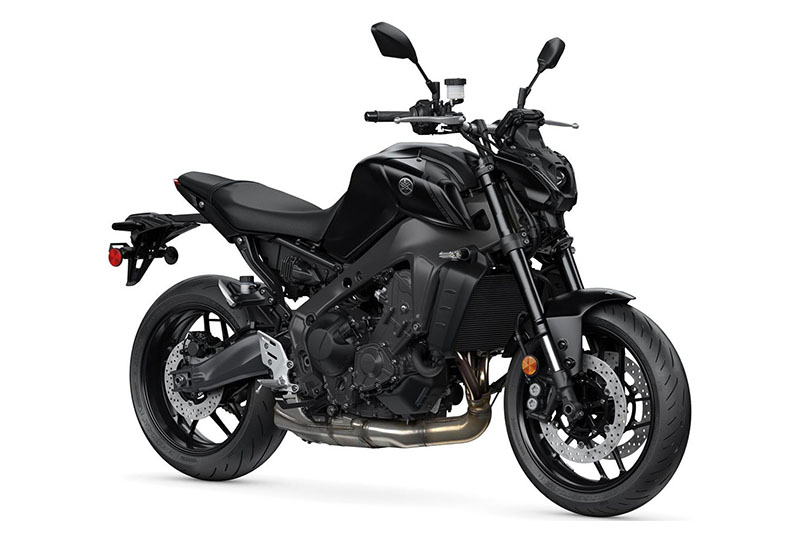2021 Yamaha MT-09 in Merced, California - Photo 2