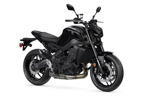 2021 Yamaha MT-09 in Victorville, California - Photo 2