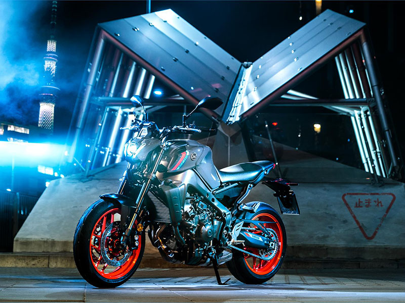 2021 Yamaha MT-09 in Victorville, California - Photo 4