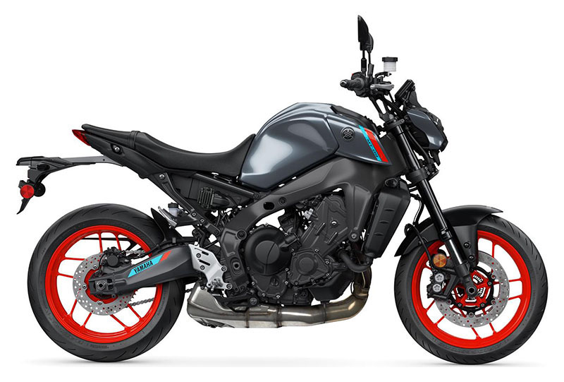 2021 Yamaha MT-09 in New Haven, Connecticut - Photo 1