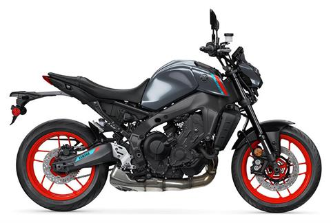 2021 Yamaha MT-09 in Concord, New Hampshire