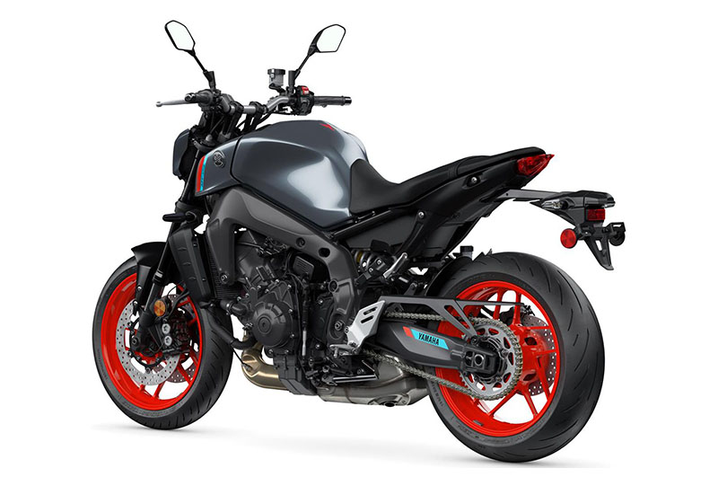 2021 Yamaha MT-09 in San Jose, California - Photo 3