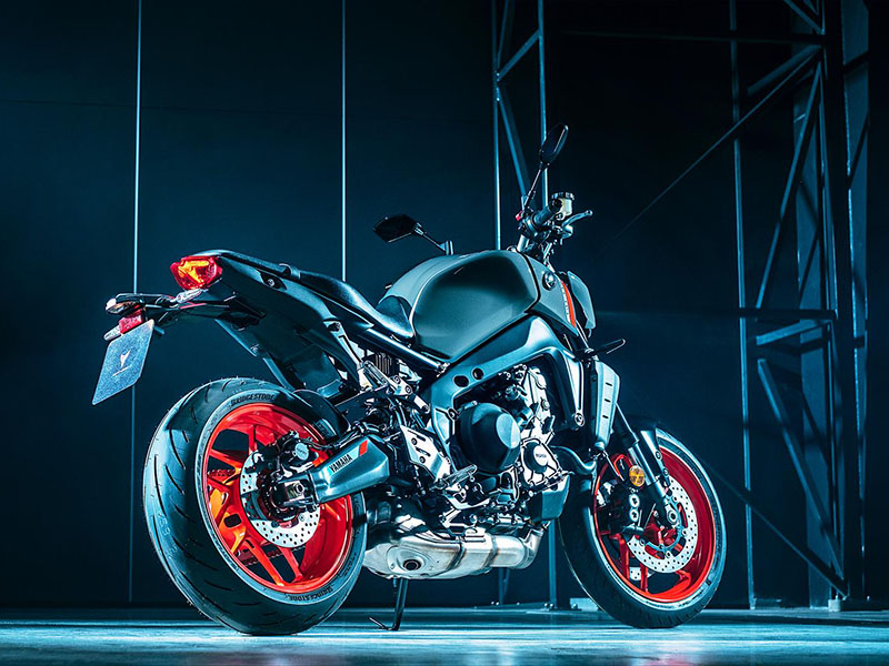 2021 Yamaha MT-09 in San Jose, California - Photo 5