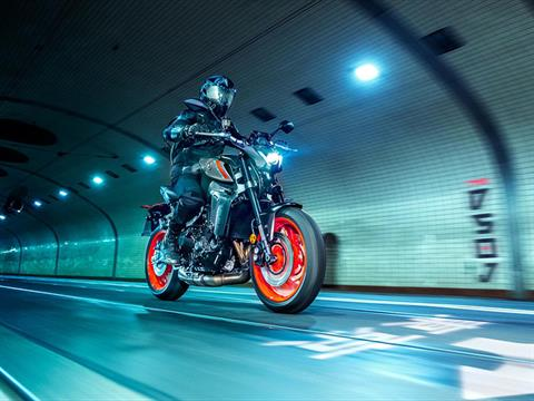 2021 Yamaha MT-09 in San Jose, California - Photo 9