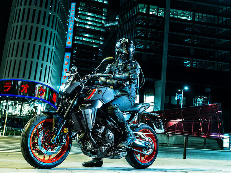 2021 Yamaha MT-09 in San Jose, California - Photo 15