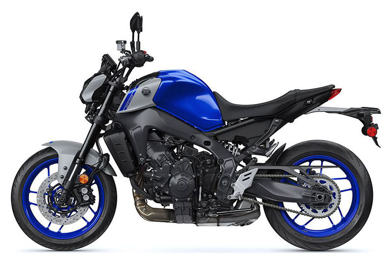 2021 Yamaha MT-09 in Berkeley, California - Photo 2