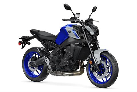 2021 Yamaha MT-09 in Berkeley, California - Photo 3