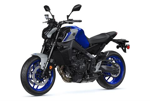 2021 Yamaha MT-09 in San Jose, California - Photo 4