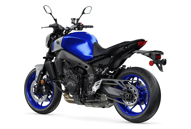 2021 Yamaha MT-09 in Zephyrhills, Florida - Photo 5