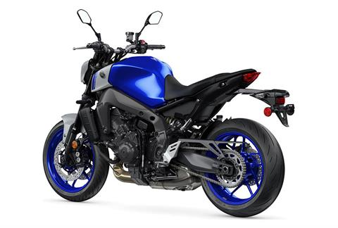 2021 Yamaha MT-09 in Berkeley, California - Photo 5