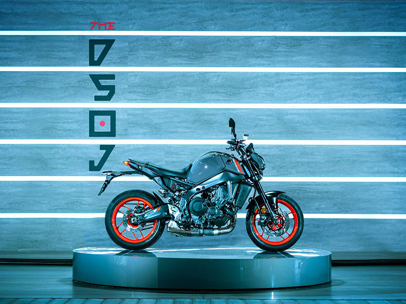 2021 Yamaha MT-09 in San Jose, California - Photo 10