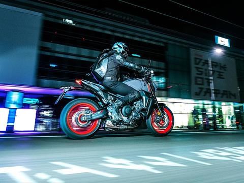 2021 Yamaha MT-09 in Berkeley, California - Photo 15
