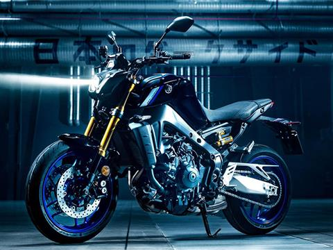 2021 Yamaha MT-09 SP in Bear, Delaware - Photo 7