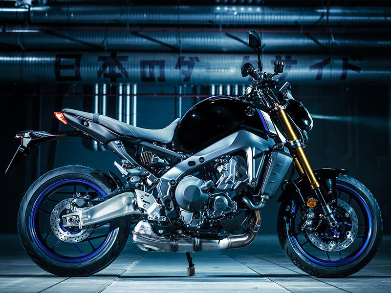 2021 Yamaha MT-09 SP in Athens, Ohio - Photo 8