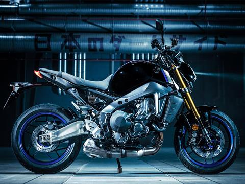 2021 Yamaha MT-09 SP in Brewton, Alabama - Photo 8