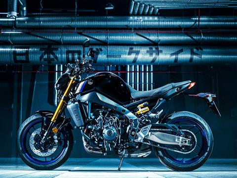 2021 Yamaha MT-09 SP in Santa Clara, California - Photo 10
