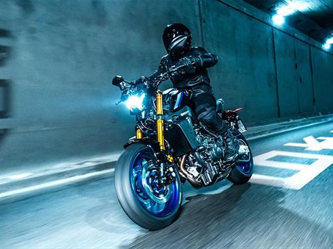 2021 Yamaha MT-09 SP in Ishpeming, Michigan - Photo 11