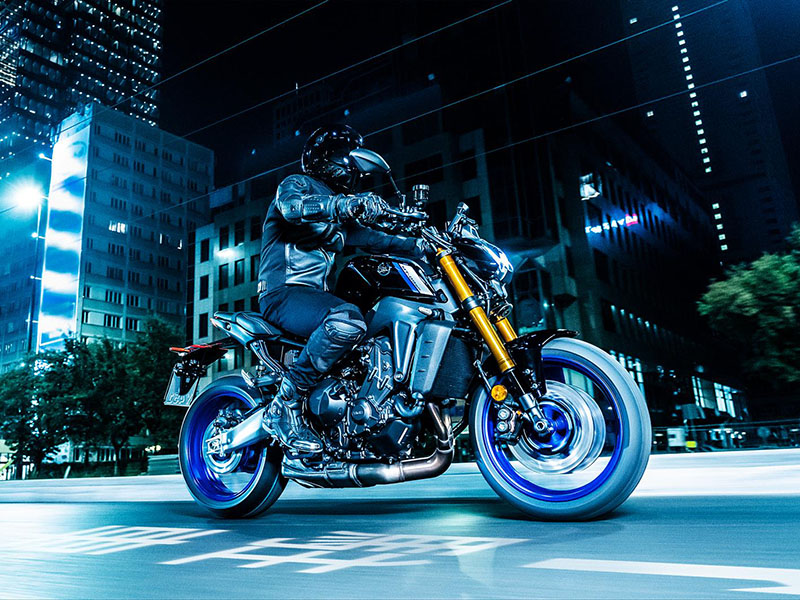 2021 Yamaha MT-09 SP in Brewton, Alabama - Photo 12