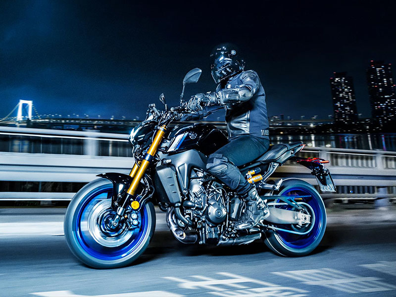 2021 Yamaha MT-09 SP in Laurel, Maryland - Photo 13