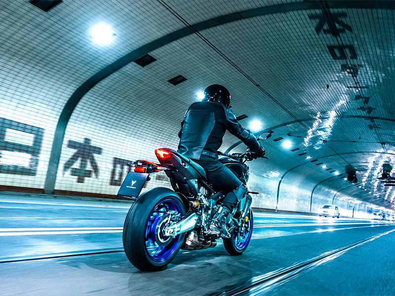 2021 Yamaha MT-09 SP in Laurel, Maryland - Photo 14
