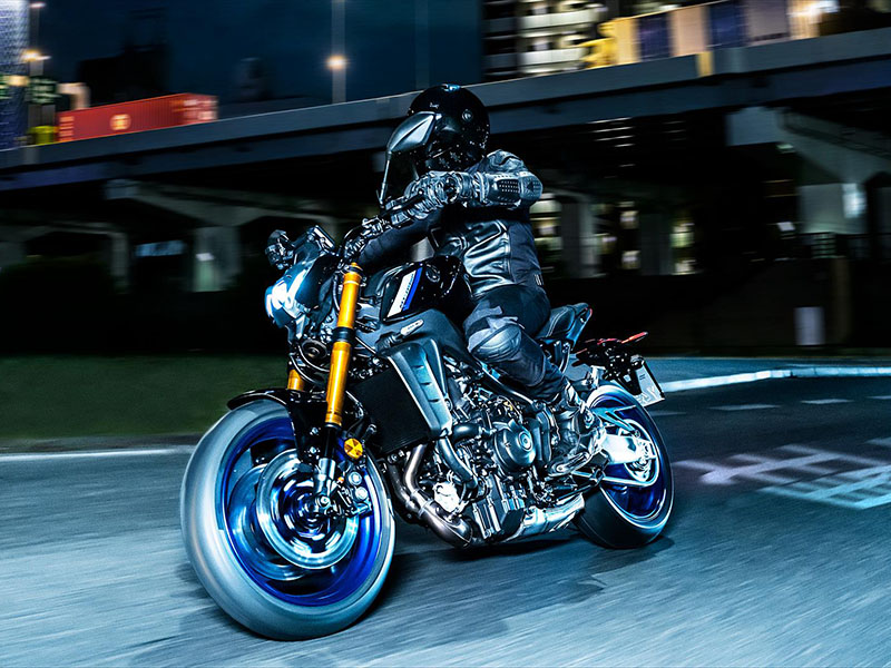 2021 Yamaha MT-09 SP in Laurel, Maryland - Photo 15
