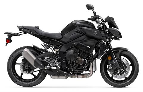 2021 Yamaha MT-10 in Concord, New Hampshire