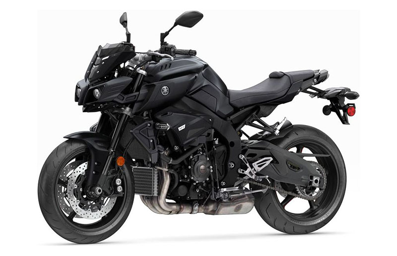 2021 Yamaha MT-10 in Sacramento, California - Photo 4
