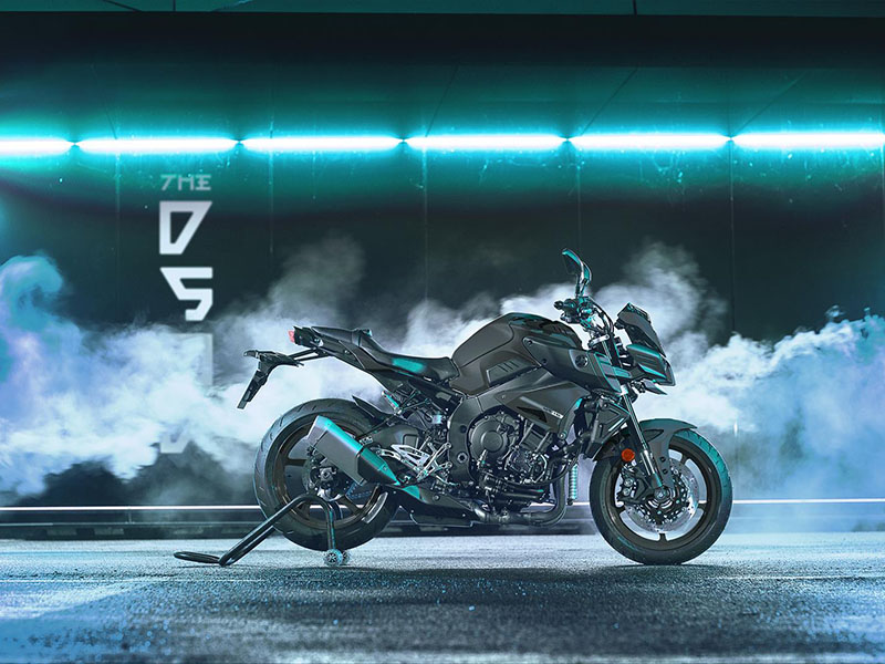 2021 Yamaha MT-10 in Carroll, Ohio - Photo 9