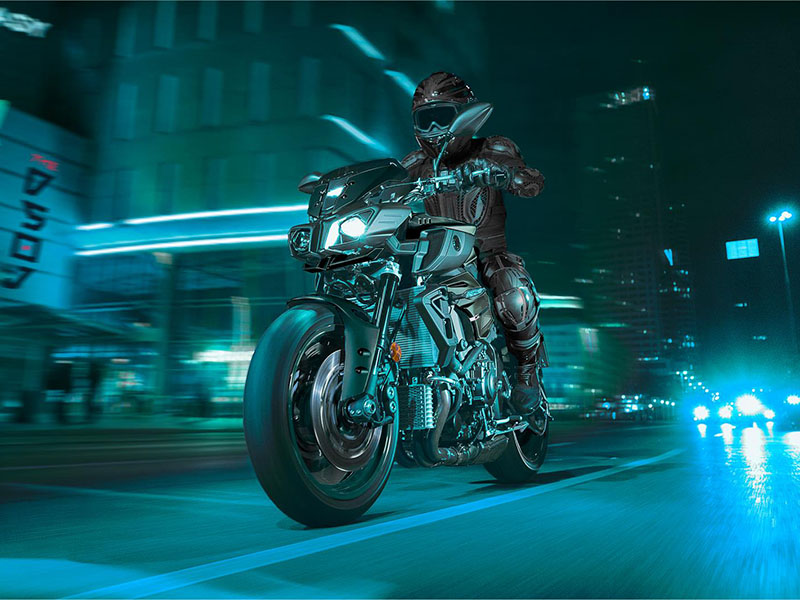 2021 Yamaha MT-10 in Carroll, Ohio - Photo 10
