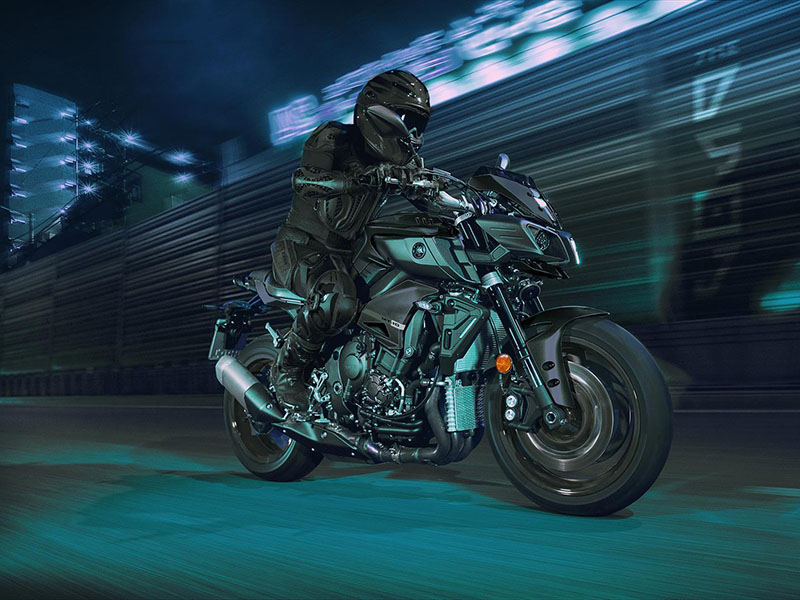 2021 Yamaha MT-10 in Sacramento, California - Photo 13