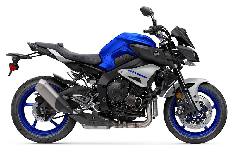 2021 Yamaha MT-10 in Saint Helen, Michigan - Photo 1