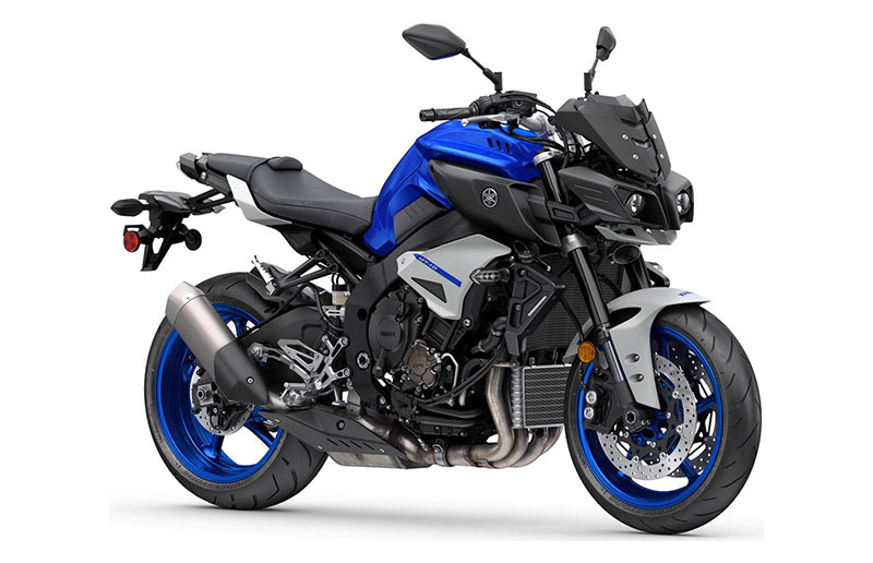 2021 Yamaha MT-10 in Lakeport, California - Photo 2
