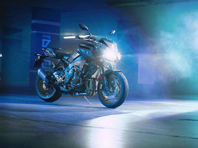 2021 Yamaha MT-10 in Saint Helen, Michigan - Photo 4