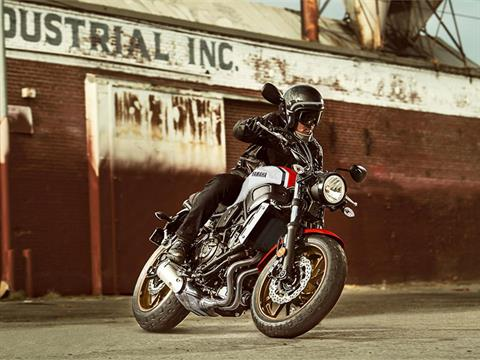 2021 Yamaha XSR700 in Berkeley, California - Photo 11