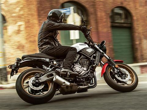 2021 Yamaha XSR700 in San Jose, California - Photo 12