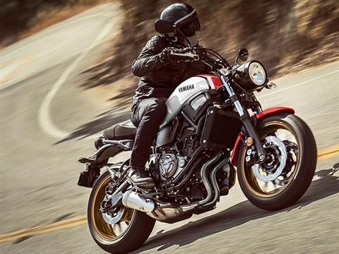 2021 Yamaha XSR700 in Victorville, California - Photo 13