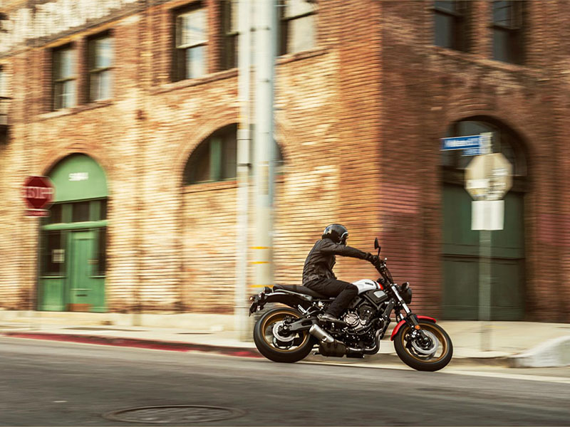2021 Yamaha XSR700 in Victorville, California - Photo 14